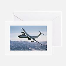 Starlifter - Farewell Flight Greeting Cards (Packa