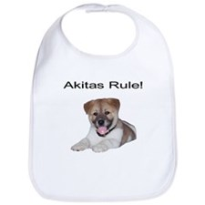 Unique Akitas Bib