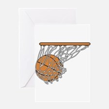 Basketball117 Greeting Cards