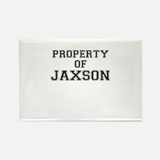 Property of JAXSON Magnets