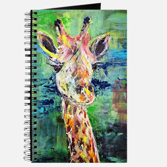 Unique Giraffe Journal