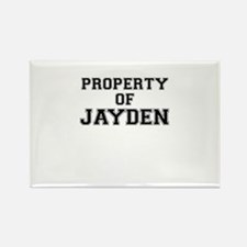 Property of JAYDEN Magnets