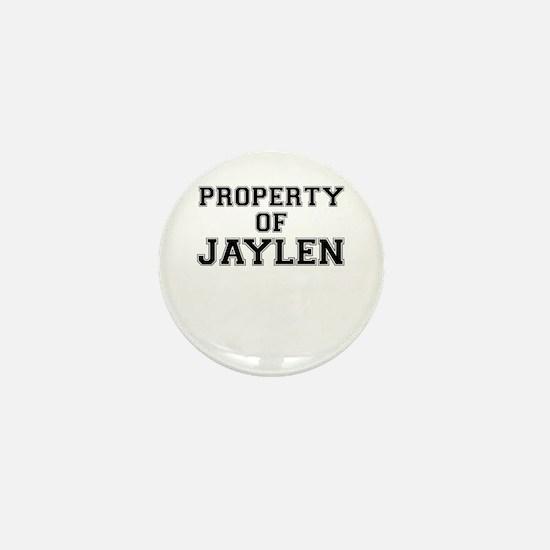 Property of JAYLEN Mini Button