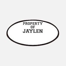Property of JAYLEN Patch