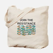 Res!stance Tote Bag