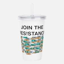 Res!stance Acrylic Double-wall Tumbler