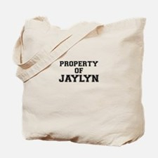 Property of JAYLYN Tote Bag