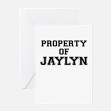 Property of JAYLYN Greeting Cards