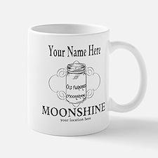 Homemade Moonshine Mugs