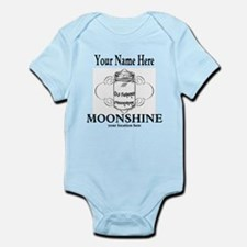Homemade Moonshine Body Suit