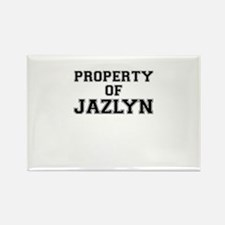Property of JAZLYN Magnets