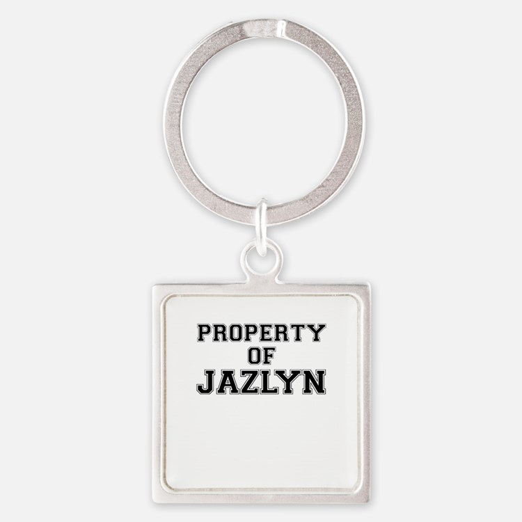 Property of JAZLYN Keychains