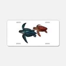 VOYAGERS Aluminum License Plate