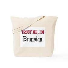 Trusty Me I'm Bruneian Tote Bag
