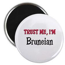 "Trusty Me I'm Bruneian 2.25"" Magnet (10 pack)"