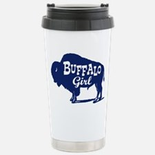 Buffalo Girl Travel Mug