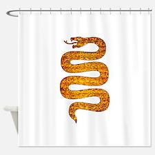 SERPENT Shower Curtain