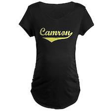 Camron Vintage (Gold) T-Shirt