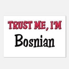 Trusty Me I'm Bosnian Postcards (Package of 8)