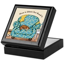 Home Hound Keepsake Box