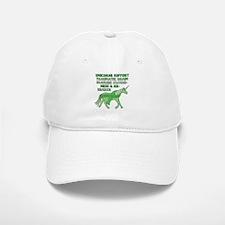 Unicorns Support Traumatic Brain Injuries Awar Baseball Baseball Cap