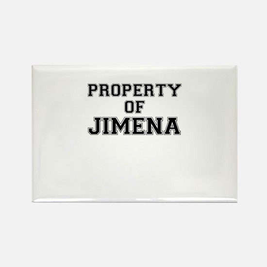 Property of JIMENA Magnets