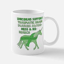 Unicorns Support Traumatic Brain Injuries Awa Mugs