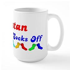 Trystan Rocks Socks (B) Mug