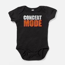 Concert Mode Baby Bodysuit