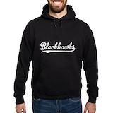 Blackhawks Hoodie (dark)