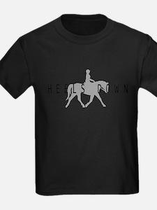 Heels Down Flat Rider T-Shirt