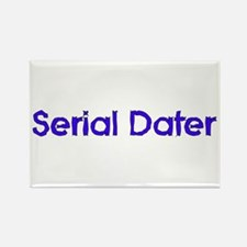 Serial Dater Rectangle Magnet