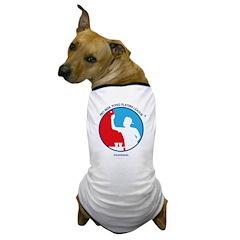 Pro Beer Pong Players Logo Dog T-Shirt