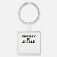 Property of JOELLE Keychains