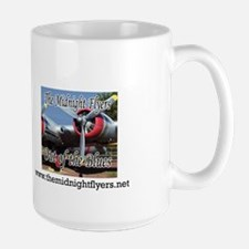 The Midnight Flyers Large Mug