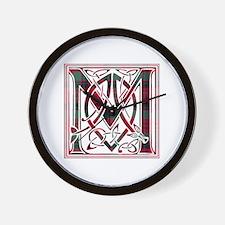 Monogram - MacNicol Wall Clock