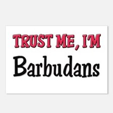Trusty Me I'm Barbudans Postcards (Package of 8)