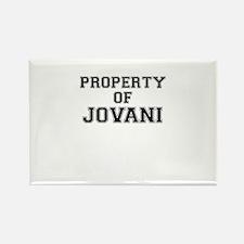 Property of JOVANI Magnets