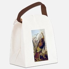 Wild Turkey Canvas Lunch Bag