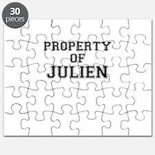 Property of JULIEN Puzzle