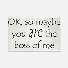 Boss of Me 2 Rectangle Magnet (10 pack)