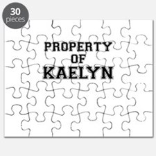 Property of KAELYN Puzzle