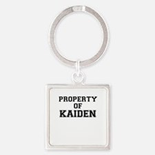 Property of KAIDEN Keychains