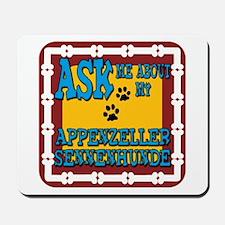 Appenzeller Sennenhunde Mousepad