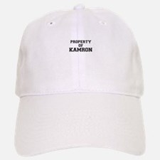 Property of KAMRON Baseball Baseball Cap
