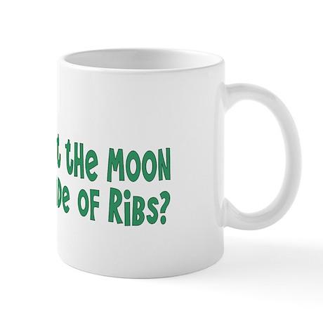 Moon Ribs Mug