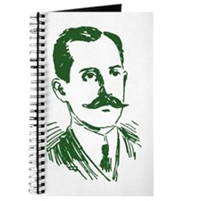 MR. WRIGHT'S MUSTACHE GREEN Journal
