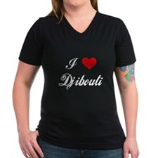 I Love Djibouti Shirt