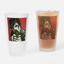 Funny Law order svu Drinking Glass