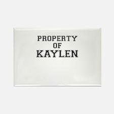 Property of KAYLEN Magnets